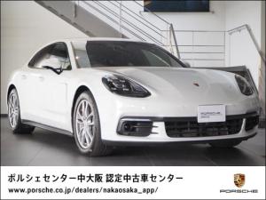 ポルシェ パナメーラ 3.0 PDK 1オーナー/新車保証継承/4+1シート