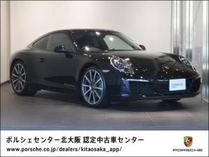 ポルシェ 911 911カレラ PDK 2017年モデル認定中古車保証1年付