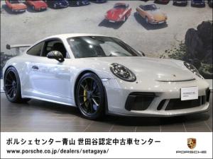 ポルシェ 911 GT3後期 PDK 左H 2018年モデル 新車保証継承