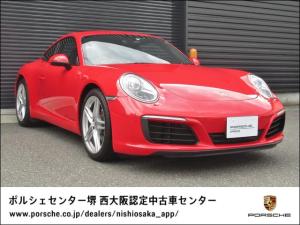 ポルシェ 911 911カレラ PDK ポルシェエントリードライブ
