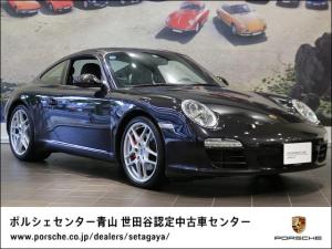 ポルシェ 911 カレラS PDK 2010年モデル 認定中古車保証付