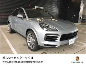 ポルシェ カイエン S ティプトロニックS 4WD 新車保障継承 OP538