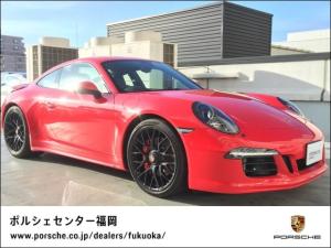ポルシェ 911 カレラ GTS PDK スポーツエグゾーストシステム