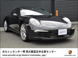 ポルシェ 911 911カレラS スポーツエグゾースト/スポーツシートプラス/PTV+/パークアシスト前後+バックカメラ/シートベンチレーション