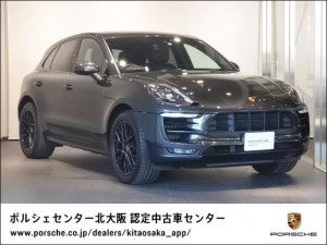 ポルシェ マカン マカンGTS 2017年モデル 認定中古車保証1年付