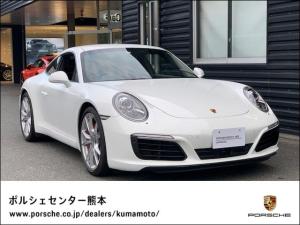 ポルシェ 911 911カレラS アダプティブクルーズコントロール