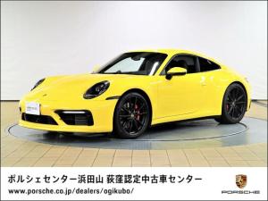 ポルシェ 911 911カレラS 左ハンドル スポーツデザインパッケージ LEDヘッドライトシステム スポーツエグゾーストシステム スポーツクロノパッケージ 14Way電動スポーツシート/メモリーパッケージ BOSEサウンドシステム