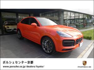 ポルシェ カイエンクーペ カイエンターボ クーペ 20年モデル 新車保証継承 OP535