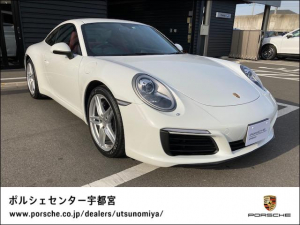 ポルシェ 911 911カレラ ブラック/ボルドーレッド インテリア