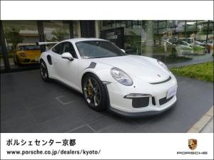 ポルシェ 911 GT3 RS PDK PCCB Fリフト 認定中古車