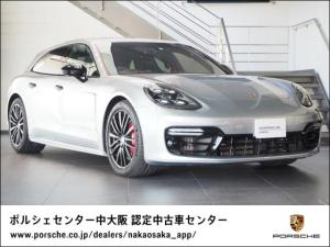 ポルシェ パナメーラ GTSスポーツツーリスモ スポーツデザインPKG/LEDマトリクス
