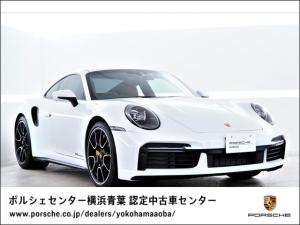 ポルシェ 911 911ターボS フロントリフト パワーステアリングプラス