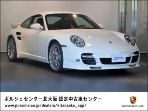 ポルシェ 911 911ターボS 2011年モデル 認定中古車保証1年付