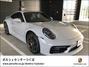 ポルシェ 911 911カレラS SPクロノ スポーツデザインPKG