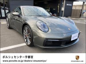 ポルシェ 911 911カレラS SPクロノ BOSE クラシックホイール