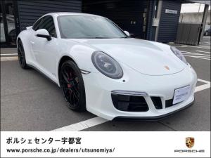 ポルシェ 911 911カレラGTS 認定中古車保証
