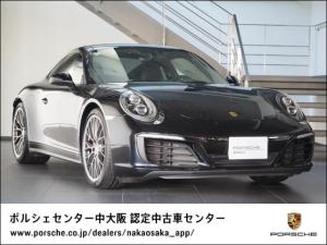 ポルシェ 911 911カレラ4S 認定中古車保証/スポクロ/LEDヘッド