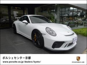 ポルシェ 911 911GT3 18モデル 認定中古車 1オーナー