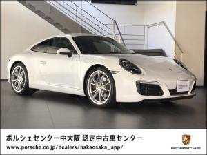 ポルシェ 911 911カレラ PDLS スポクロ エントリー&ドライブ