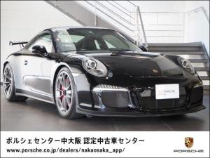 ポルシェ 911 911GT3 認定中古車保証/グレーティント