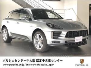 ポルシェ マカン マカン 新車保証継承/シートヒーター/スポクロ