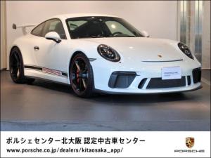 ポルシェ 911 911GT3 スポクロ/LEDヘッドライト
