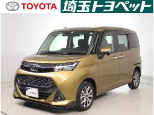トヨタ タンク カスタムG-T メモリーナビ・ETC・フルセグ・Bカメラ