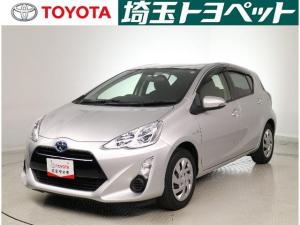 トヨタ アクア S T-コネクトナビ スマートエントリー イモビライザー