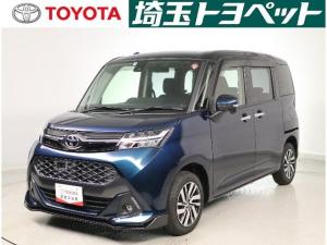トヨタ タンク カスタムG S メモリーナビ・フルセグ・Bカメラ