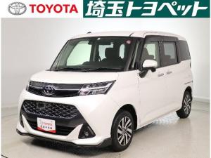 トヨタ タンク カスタムG S メモリーナビ・ETC・フルセグ・Bカメラ