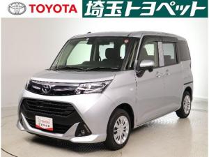 トヨタ タンク X S ワンオーナー バックカメラ