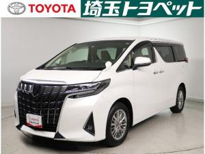 トヨタ アルファード 2.5G ナビ 両側電動スライド 後席モニター 4WD