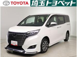 トヨタ エスクァイア Gi メモリーナビ・ETC・フルセグ・Bカメラ・ワンオーナー