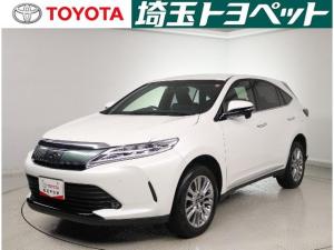 トヨタ ハリアー プレミアム LEDライト・パワーゲート・パワーシート