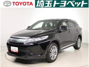 トヨタ ハリアー プレミアム サンルーフ・LEDライト・パワーゲート