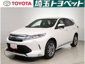 トヨタ ハリアー プレミアム メモリーナビ・ETC・フルセグ・Bカメラ・1オナ