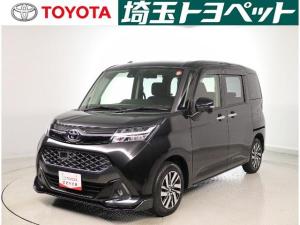 トヨタ タンク カスタムG S ワンオーナー 両側電動スライド 4WD