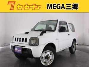 スズキ ジムニー 4WD XL ターボ5MT 純正チューナー ETC キーレス