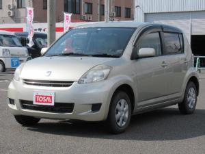 トヨタ パッソ X 純正CD キーレス 電動格納ドアミラー ABS WエアB