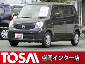 日産 モコ モコ S FOUR SCD シート&ミラーヒーター ブラウン