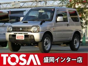 スズキ ジムニー XG 4WD 5速マニュアル 社外1DinCD キーレス