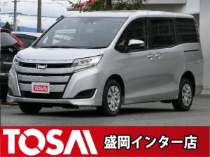 トヨタ ノア X 4WD セーフティーセンス オートスライドドア