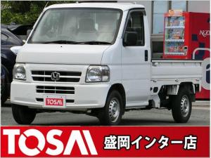 ホンダ アクティトラック アクティT SDX 4WD 5MT パワステ 荷台作業灯