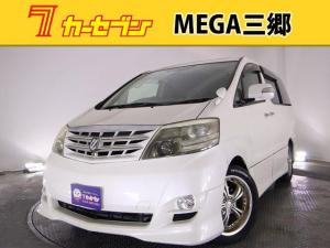 トヨタ アルファードG AS Y車