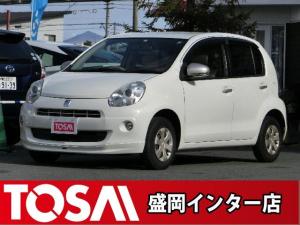 トヨタ パッソ プラスハナ 純正CD モデリスタ製フロントリップスポイラー