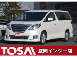 トヨタ アルファード 350S Cパッケージ 4WD HDDナビ 革シート エグゼクティブパワーシート モデリスタエアロ