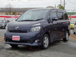 トヨタ ヴォクシー X Lエディション 純正HDDナビフルセグDVD再生可/AACM-SV ETC VSA 両側オートSD/Bカメラスマートキー/イモビライザーAAC/純正15AWTVキット/関東使用車/サイドエアバック
