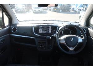 スズキ ワゴンRスティングレー X HIDヘッドライト スマートキー キーレス 盗難防止装置 アイドリングストップ シートヒーター 4WD オートライト