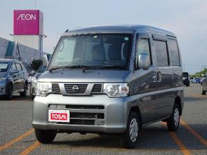 日産 NV100クリッパーバン GX キーレス 盗難防止装置 4WD