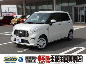 ダイハツ キャスト スタイルX SAIII 届出済未使用車 衝突軽減ブレーキ